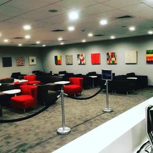Commission - Delta Sky Club JFK Airport